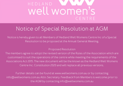 Special Resolution Notice (1)